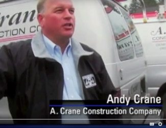A. Crane in Marcotte Ford Commercial, 2006